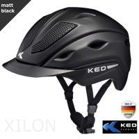 高い技術と品質を誇るドイツKED社のヘルメットXILONです(ドイツ製)。  独自の三層構造maxS...