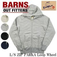 熟練の職人が一枚一枚編み込んだ極上のスウェット【4931N】 (BARNS バーンズ メンズ トップ...