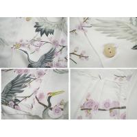 IOLANI 桜鶴Sakura&Tsuru ハワイアンシャツ S/S 172304