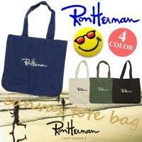 LAの人気セレクトショップ『ロンハーマン』のロゴ刺繍入りのキャンバストートバッグが数量限定入荷しまし...