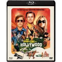 [枚数限定][限定版]ワンス・アポン・ア・タイム・イン・ハリウッド ブルーレイ&DVDセット【初回生産限定】/レオナルド・ディカプリオ[Blu-ray]【返品種別A】