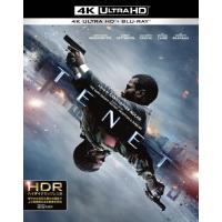 [枚数限定][限定版]【初回仕様】TENET テネット<4K ULTRA HD&ブルーレイセット>(ボーナス・ディスク&ブックレット付)[Blu-ray]【返品種別A】