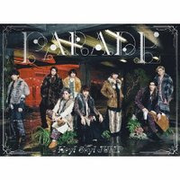 [枚数限定][限定盤]PARADE(初回限定盤1)【CD+DVD】/Hey!Say!JUMP[CD+DVD]【返品種別A】