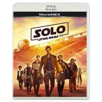 ハン・ソロ/スター・ウォーズ・ストーリー MovieNEX【通常版】[2Blu-ray&DVD]/オールデン・エアエンライク[Blu-ray]【返品種別A】