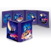 [期間限定][限定版]アラジン MovieNEXコレクション(期間限定/実写版&アニメーション版)/メナ・マスード[Blu-ray]【返品種別A】