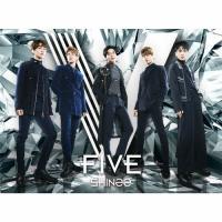 [限定盤][初回仕様]FIVE(初回限定盤B)/SHINee[CD+DVD]【返品種別A】
