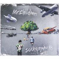 [枚数限定][限定盤][先着特典付]SOUNDTRACKS(初回限定盤B)【CD+Blu-ray+ブックレット】/Mr.Children[CD+Blu-ray]【返品種別A】