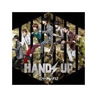 [枚数限定][限定盤]HANDS UP(初回盤A)/Kis-My-Ft2[CD+DVD]【返品種別A】