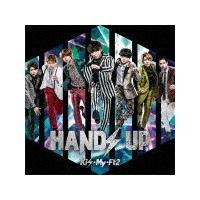 [枚数限定][限定盤]HANDS UP(初回盤B)/Kis-My-Ft2[CD+DVD]【返品種別A】