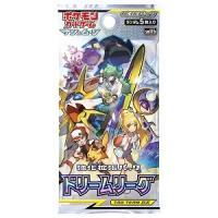 ポケモン ポケモンカードゲーム サン&ムーン 強化拡張パック ドリームリーグ(1BOX=30パック入) 返品種別B