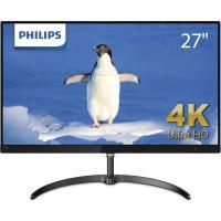 Philips(フィリップス) 27型ワイド 4K 液晶ディスプレイ 276E8VJSB/ 11 返品種別A