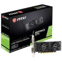 MSI PCI-Express 3.0 x16対応 グラフィックスボードMSI GeForce GTX 1650 4GT LP GeForce GTX 1650 4GT LP 返品種別B