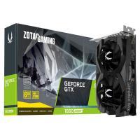 ZOTAC PCI-Express 3.0 x16対応 グラフィックスボードZOTAC GAMING GeForce GTX 1660 SUPER Twin Fan ZT-T16620F-10L 返品種別B