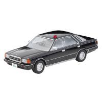 トミーテック 1/ 64 LV-あぶない刑事Vol.9 日産セドリック V20ターボSGL (黒)(281870)ミニカー 返品種別B