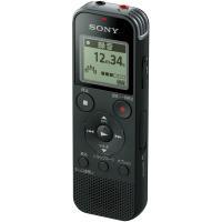ソニー リニアPCM対応ICレコーダー4GB内蔵+(外部microSDスロット搭載)(ブラック) SONY ICD-PX470F B 返品種別A