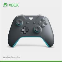 マイクロソフト (Xbox One)Xbox ワイヤレスコントローラー(グレー/ ブルー) 返品種別B