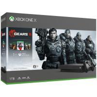 マイクロソフト Xbox One X (Gears 5 同梱版) 返品種別B