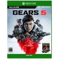 マイクロソフト (封入特典付)(Xbox One)Gears 5 通常版 返品種別B