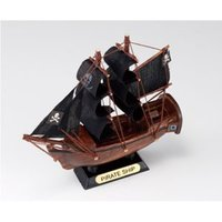 あおぞら モデルシップ12 海賊船(MS12-01)組立キット 返品種別B