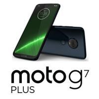 Motorola(モトローラ) moto g7 plus ディープインディゴ [6.24インチ /  メモリ 4GB /  ストレージ 64GB] PADU0003JP 返品種別B