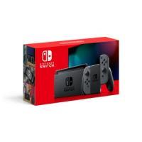 任天堂 (新モデル)Nintendo Switch 本体(Joy-Con(L)/ (R) グレー) 返品種別B