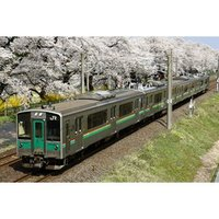 カトー (N) 10-1553 701系1000番台 仙台色 4両セット 返品種別B