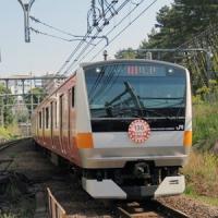 カトー (N) 10-1577 E233系 中央線開業130周年記念ラッピング編成 10両セット(特別企画品) 返品種別B