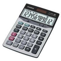 カシオ 卓上タイプ 12桁 電卓(ジャストサイズ) JF-120VB-N 返品種別A