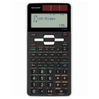 シャープ 関数電卓 559関数スタンダードモデル(白) EL-509T-WX 返品種別A