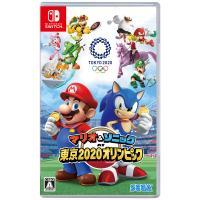 セガゲームス (Switch)マリオ&ソニック AT 東京2020オリンピック(TM) 返品種別B