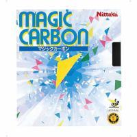 ニッタク 卓球ラバー(ブラック・中) Nittaku マジックカーボン NT-NR8210-71-C 返品種別A