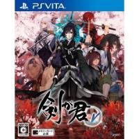 Rejet (PS Vita)剣が君 for V(通常版) 返品種別B