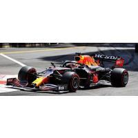 スパーク 1/ 43 Red Bull Racing Honda RB16B No.33 Red Bull Racing Winner Monaco GP 2021 With No.1 Board(S7676)ミニカー 返品種別B