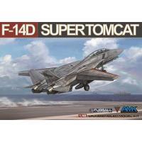 AMK アバンギャルドモデルキッツ 1/ 48 F-14D スーパートムキャット(AGM88007)プラモデル 返品種別B
