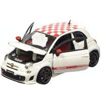 FIAT 1/24 ABARTH(アバルト) 500 WCRD ( 純正品 )|joyacom|02