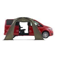 LOGOS ロゴス 車中泊専用タープ 車 カーサイドタープ テント (1BOX・ミニバン) neos ALカーサイドオーニング AI カーサイドオーニング 71805055