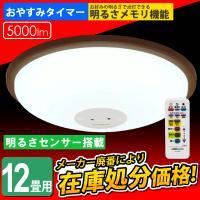 リビングや寝室に最適なLEDシーリングライトです。 ●商品サイズ(cm) 直径約59×高さ約12.9...