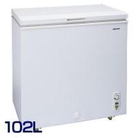 ◆スタンダードな1ドア 上開き冷蔵庫 102リットル タイプ ◆便利な脱着式アミカゴバスケット ◆霜...