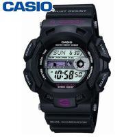 CASIO(カシオ) メンズ デジタル腕時計 G-SHOCK GULFMANDUAL ILLUMIN...