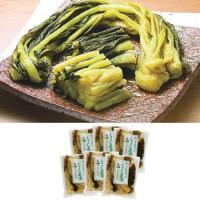 埼玉県産のしゃくし菜を使い、じっくりと乳酸発酵させた秩父地方の伝統漬物。炒飯や炒め物の具にもおすすめ...