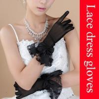 ◆縫い付けのリボンがポイント  生地感:フラワー刺繍レース  伸縮性:あり  透け感:あり     ...