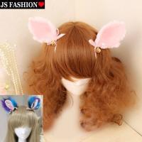 ◆フェイクファーの猫耳にピンを縫い付けたデザインです     ☆ Color ☆       ◆ピン...