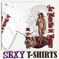 おもしろTシャツ メンズ 面白 パロディ エロ ジョーク  デザイン タトゥービーナス柄 かなりアー...