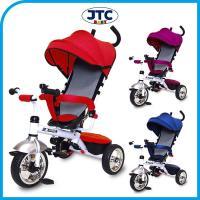 お子様の成長に合わせてカスタマイズできる1台3役の三輪車です。 ペダルを漕げない時期から、自転車に乗...