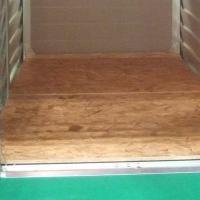 屋外収納庫メタルシェッドTM2用オプションウッドフロア