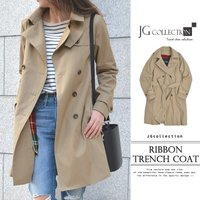【JG collection / Liner Trench Coat】 Jungle Jungle限...