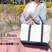 【L.L.Bean】 L.L.Beanを代表するロングセラーアイテム「Boat and Tote B...
