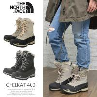 【THE NORTH FACE/CHILKAT 400 Boots】 世界中で愛されているアウトドア...
