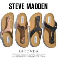 【Steve Madden スティーブ マデン】  トレンド感溢れるスティーブマデンのコンフォートト...