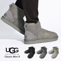 【UGG/Classic Mini2】 UGGの代表的な定番モデルに新たに機能性をプラスし進化した「...